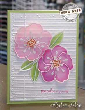 Floral Card Winner