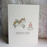 Be Happier Than a unicorn (1)