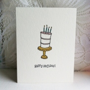Happy Birthday large cake (1)