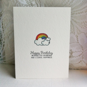 Happy Birthday Wishing You Rainbows (1)