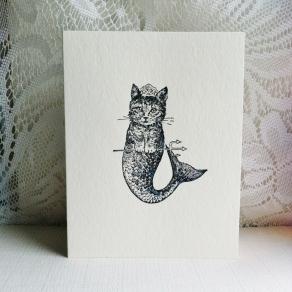 Kitty Cat Mermaid (1)