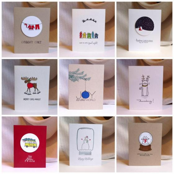 Cards for Posie Row