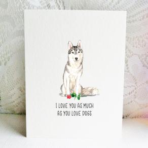 6x6 husky love