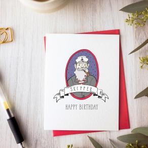 Skipper Happy Birthday