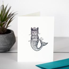 Kitty Cat Mermaid